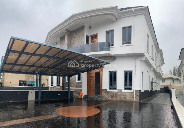 Luxury 5 Bedrooms Fully Detached Duplex, Megamound Estate Lekki County, Lekki, Lagos, Semi-detached Duplex for Sale