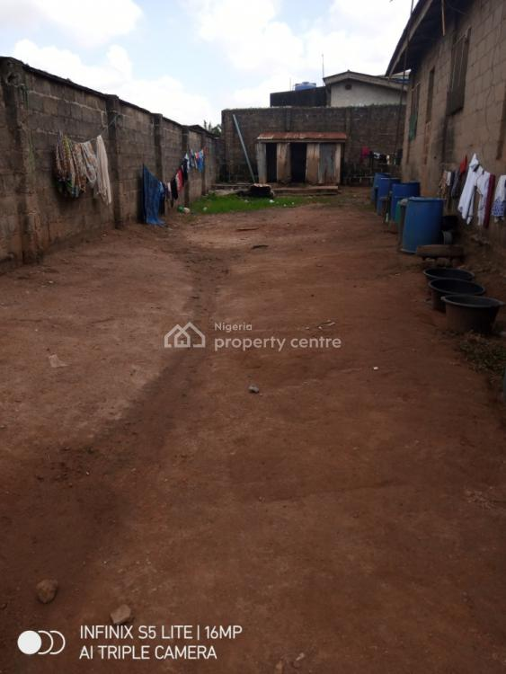 Quarter Plot of Land in  a Serene Environment, Agbado Via Abule Egba, Meiran, Agege, Lagos, Residential Land for Sale
