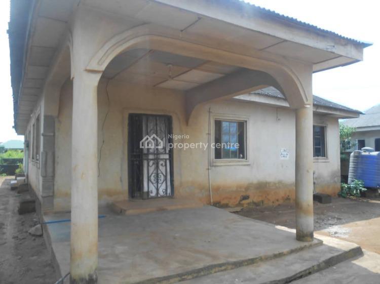3 Bedroom Detached Bungalow, One Fold, Gberigbe, Ikorodu, Lagos, Detached Bungalow for Sale