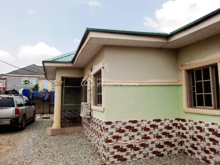 Tasteful 3 Bedroom Bungalow, Trademore Airport Road, Lugbe District, Abuja, Detached Bungalow for Sale