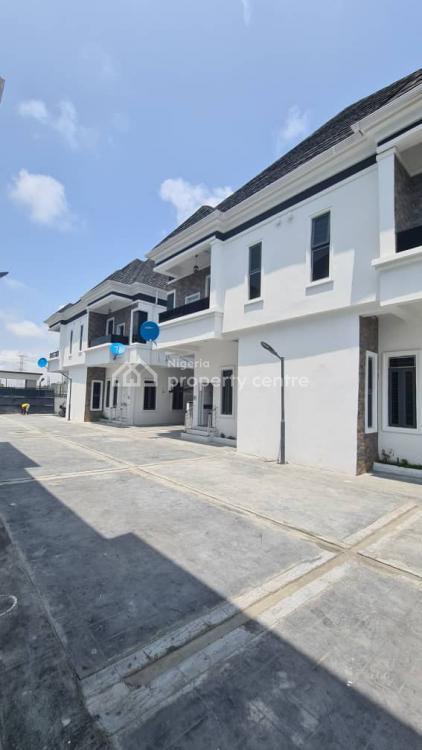 Well Structured, Elegantly Built 4 Bedroom  Semi Detached, Near Oral Estate,, Lekki Phase 2, Lekki, Lagos, Semi-detached Duplex for Sale