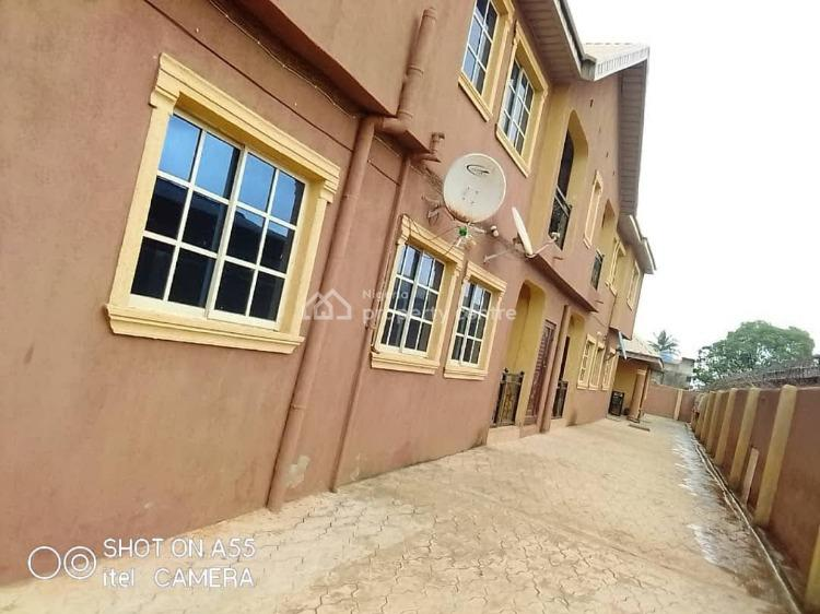 Decent and Neat 3 Bedrooms, Close to The Bus-stop, Amule Road, Ayobo, Lagos, Flat for Rent
