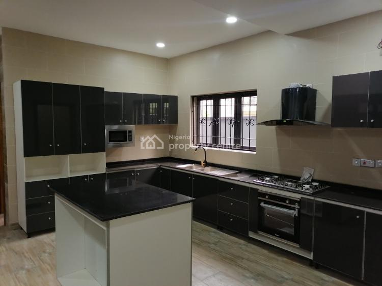 Luxury 5 Bedrooms House with Large Terrace Sit-out, Lekki Phase 1 Off Admiralty Way, Lekki Phase 1, Lekki, Lagos, Semi-detached Duplex for Sale