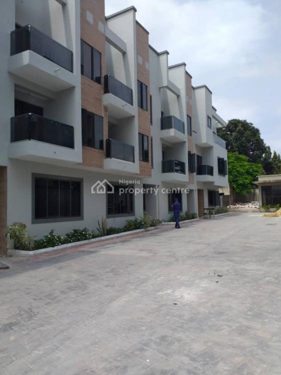 4 Bedroom Terrace, Old Ikoyi, Ikoyi, Lagos, Terraced Duplex for Sale