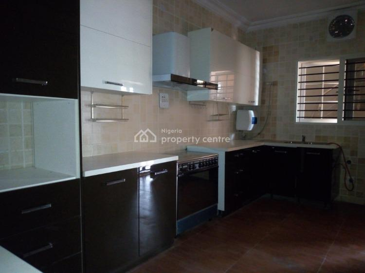 Serviced and Lavishly Finished 3 Bedrooms Flat Attached with Bq, Maitama District, Abuja, Flat for Rent