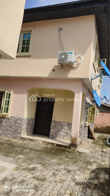 Nice Self Contained (shared Duplex - Upstairs), Ilaje, Ajah, Lagos, Self Contained (single Rooms) for Rent