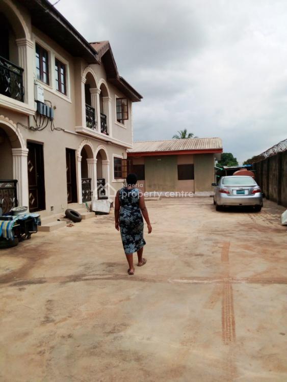 Affordable Clean 2 Bedrooms Flat, Unique Estate, Baruwa, Ipaja, Lagos, Flat for Rent
