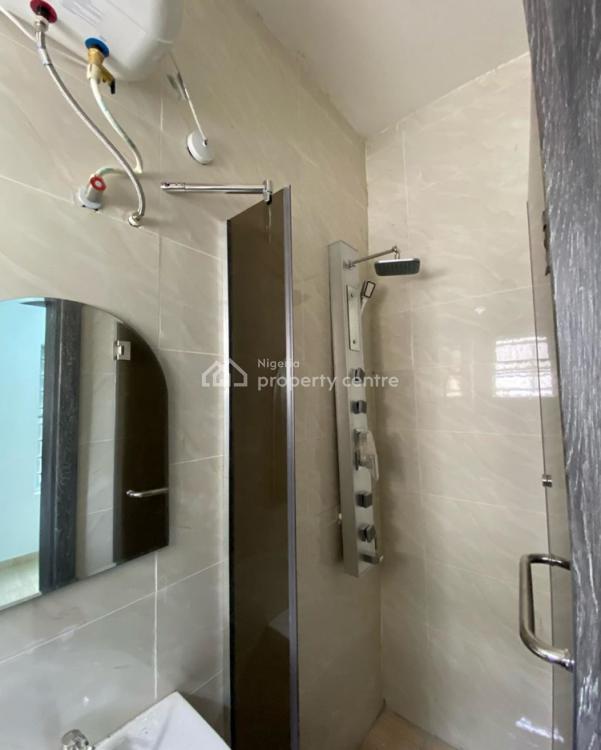 Brand New 4 Bedroom Semi-detached Duplex, Osapa, Lekki, Lagos, Semi-detached Duplex for Rent