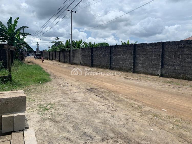 Fenced 5-plots of Land, Off Eneka - Rukpokwu Link Road, Eneka, Port Harcourt, Rivers, Mixed-use Land for Sale