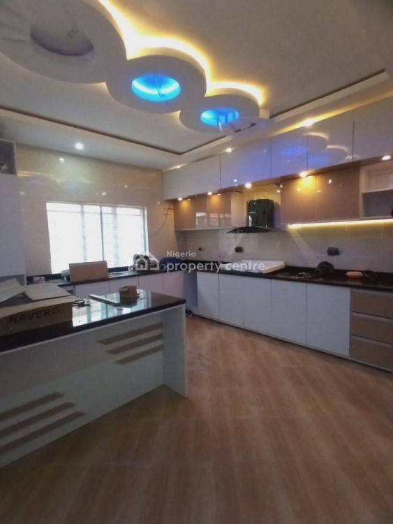 Brand New 5 Bedrooms Duplex with a Room Bq., Road 1, Gra, Isheri North, Lagos, Detached Duplex for Sale