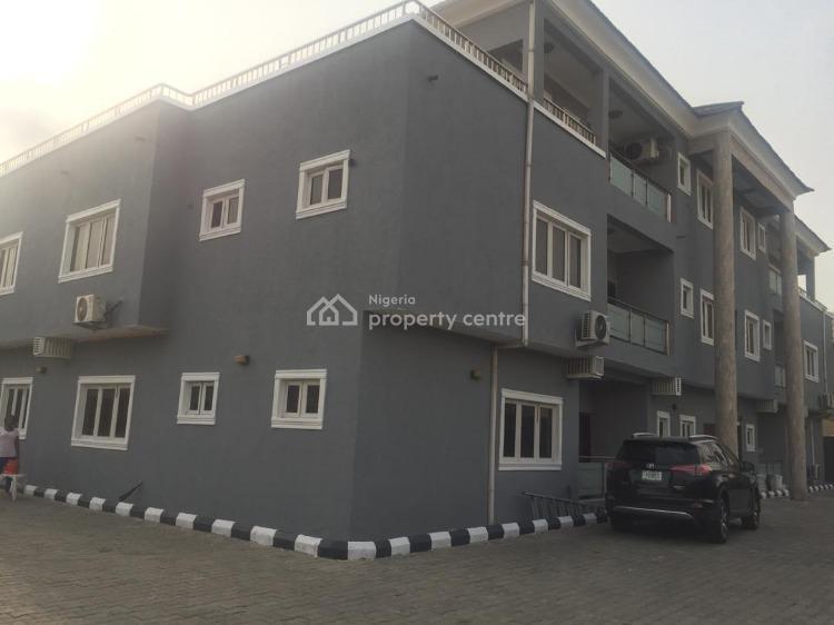 3 Bedroom Terraced Duplex, Lekki Phase 1, Lekki, Lagos, Semi-detached Duplex for Rent