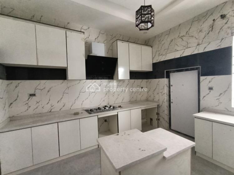 Beautiful 4 Bedroom Semi Detached with Bq in a Secured Estate, Ikota Villa Estate, Ikota, Lekki, Lagos, Semi-detached Duplex for Sale