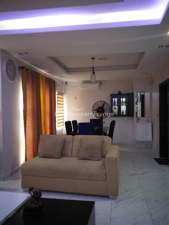4 Bedrooms Duplex with Bq Available, Behind Mega Chicken, Ikota, Lekki, Lagos, Terraced Duplex for Rent