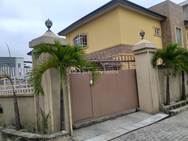 4 Bedroom Detached House, Close to Roundabout, Ajah, Lagos, Detached Duplex for Sale