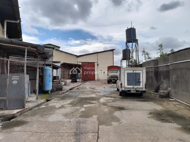Warehouse Measuring 2,016.367 Sq.mts., Fatai Atere Way, Matori, Oshodi, Lagos, Warehouse for Sale