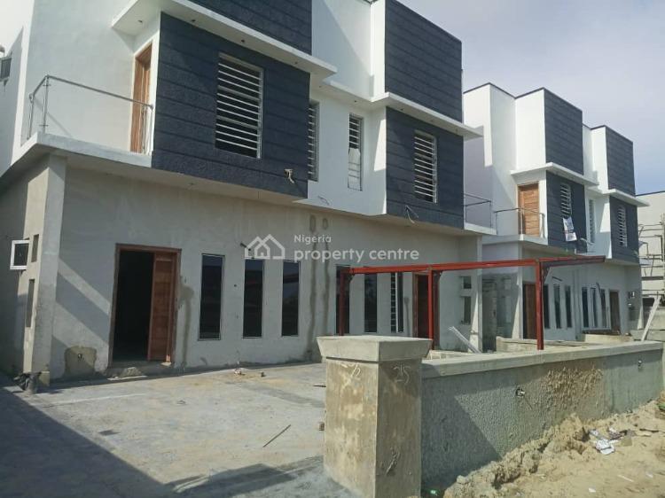 Exquisite 4 Bedroom Semi Detached, Chevron Toll Gate, Lekki, Lagos, Semi-detached Duplex for Sale