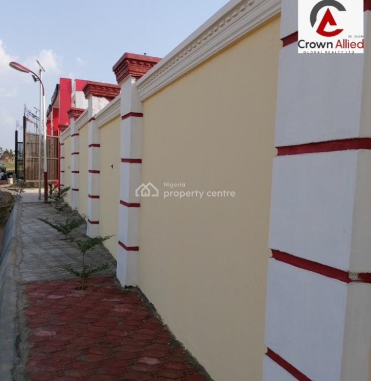 Luxury 5 Bedroom Detached Duplex with Bq, Crown Vista City, Central Business District, Abuja, Detached Duplex for Sale
