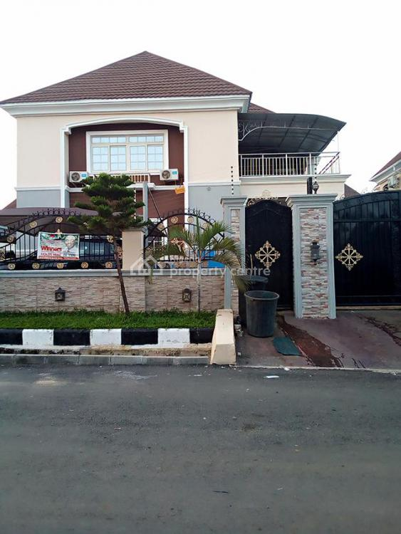 Luxury 5 Bedrooms Fully Detached Duplex with Swimming Pool, 6th Avenue, Gwarinpa, Abuja, Detached Duplex for Sale