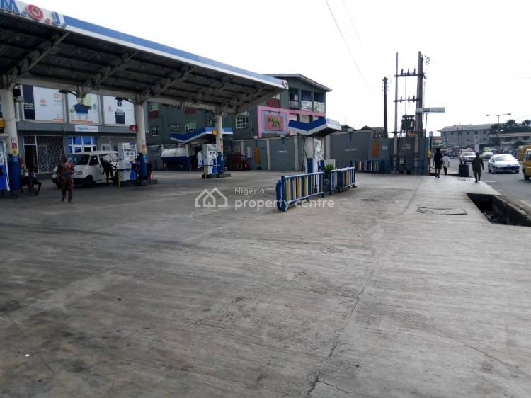 Functioning Filling Station with Gas Plant, Egbeda Bus Stop, Isheri, Lagos, Filling Station for Sale