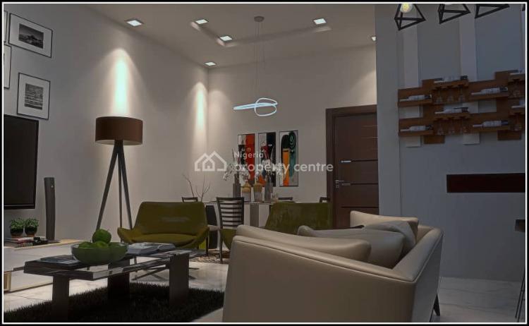 3 Bedroom Terrace Duplex with Bq, Alasia Opposite Lbs, Jeds Court, Sangotedo, Ajah, Lagos, Terraced Duplex for Sale