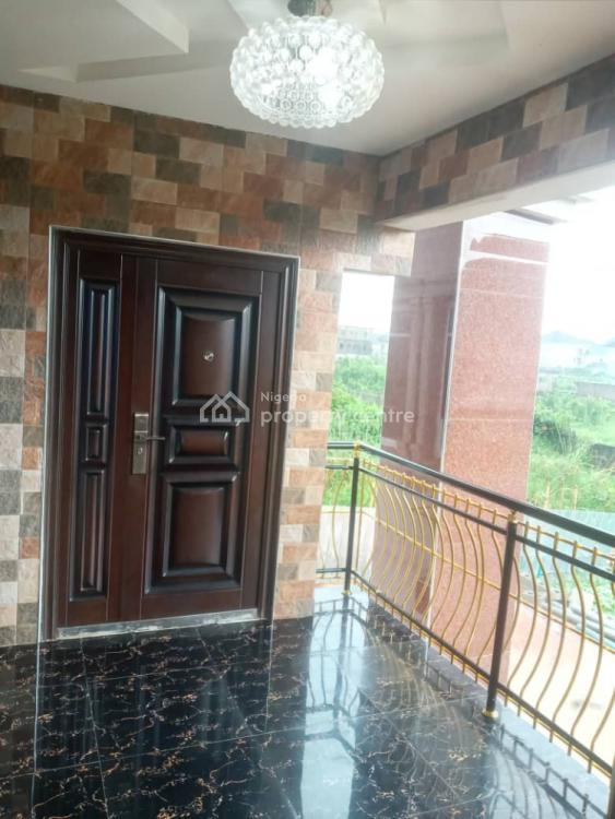 4 Bedroom Detached Duplex with Block of 2 Bedroom & Setback, Ago Palace, Isolo, Lagos, Detached Duplex for Sale