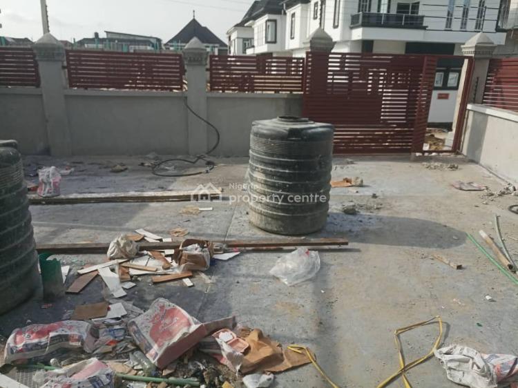 5 Bedroom Fully Detached Duplex + Bq (top-notch)*, Tmt Court, Ikota, Close to Chevron 2nd Toll Gate, Lekki, Lagos, Detached Duplex for Sale