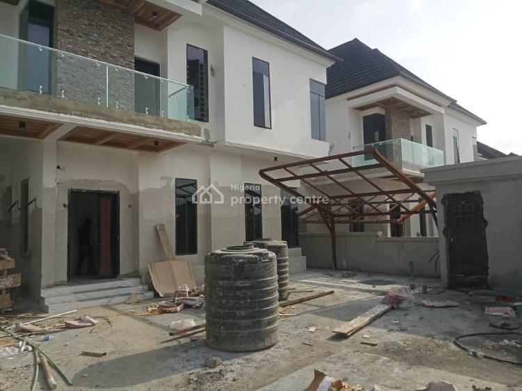 5 Bedroom Fully Detached Duplex + Bq (top-notch), Tmt Court, Close to Chevron Second Toll-gate., Ikota, Lekki, Lagos, Detached Duplex for Sale