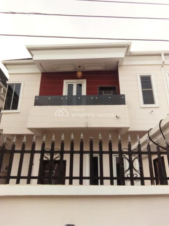 Newly Built 4 Bedrooms Semi Detached Duplex, Ologolo, Lekki, Lagos, Semi-detached Duplex for Rent