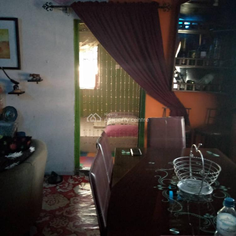 a Furnished Room and Palour, Off Ogudu Road, Ojota, Lagos, Self Contained (single Rooms) Short Let