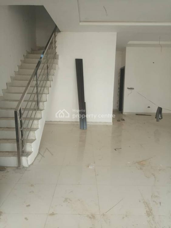 Exquisite Finished 4 Bedroom Semi Detached Duplex with Bq, After Chevron Toll-gate, Ikota, Lekki, Lagos, Semi-detached Duplex for Sale