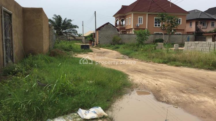 680sqmt Corner Piece Plot, Adegbose Estate, Ebute, Ikorodu, Lagos, Residential Land for Sale