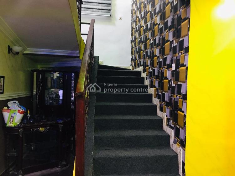Block of 4 Flats of 2 Bedroom + 4 Bedroom Duplex., Off Agbe Road., New Oko-oba, Agege, Lagos, Block of Flats for Sale