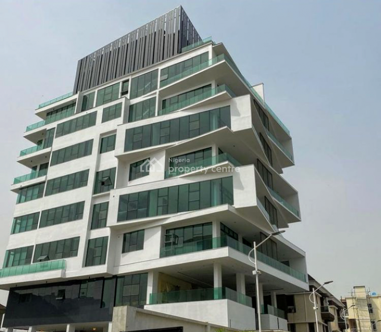 5  Bedroom  Maissoinette Apartment, Ikoyi, Lagos, House for Sale