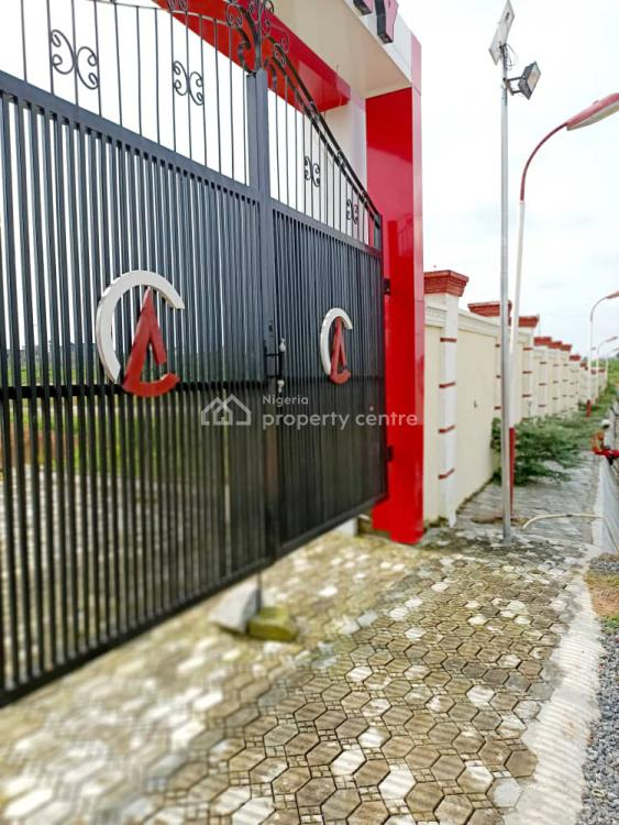 Serviced Dry Land in Secured Estate, Behind Trade More Estate, Around Voice of Nigeria(von) Airport Road, Central Business District, Abuja, Mixed-use Land for Sale