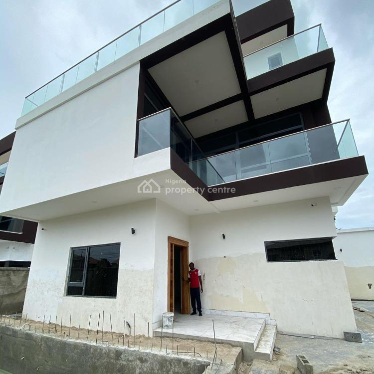an Architectural Master Piece 5 Bedroom Semi Detached Duplex Plus a Bq, Lekki Phase 1, Lekki, Lagos, Semi-detached Duplex for Sale