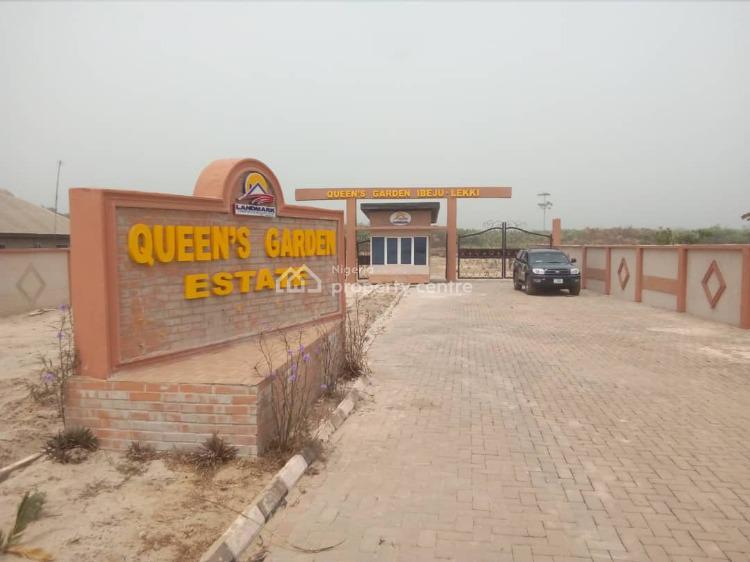 Good Land (excision), Queens Garden Estate, Eleko, Ibeju Lekki, Lagos, Residential Land for Sale