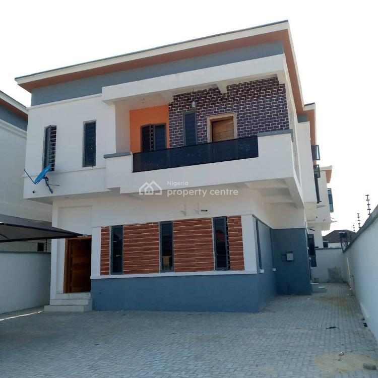 Lovely 5 Bedrooms Fully Detached Duplex with Pool, Bera Estate, Chevron, Lekki, Lagos, Detached Duplex for Sale