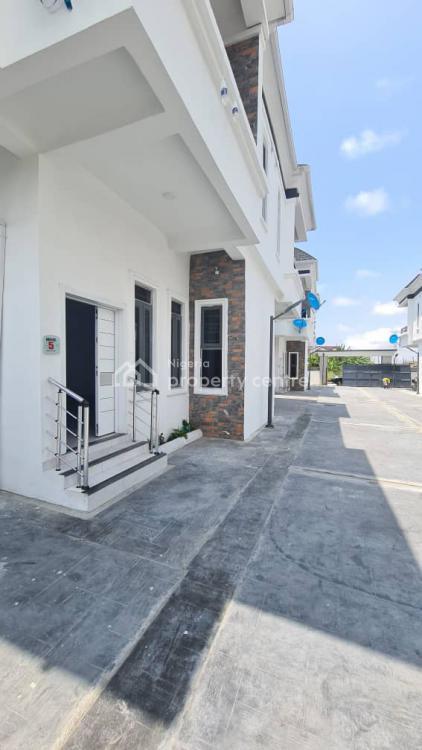 Luxury 4 Bedroom Fully Semi-detached Duplex, Near Oral Estate, Lekki, Lagos, Semi-detached Duplex for Sale