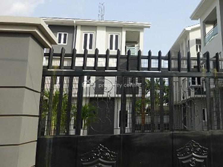 a 4 Bedroom Fully Detached Duplex with a Bq, Ikeja Gra, Ikeja, Lagos, Detached Duplex for Sale