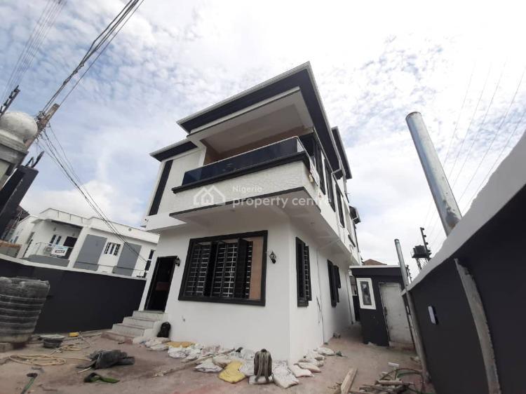 5 Bedroom Detached Duplex and 1bq, Chevron Drive, Lekki, Lagos, Detached Duplex for Sale