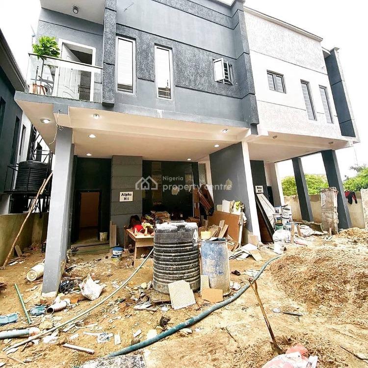 4 Bedroom Semi Detached Duplex;, Orchid, Lekki, Lagos, Semi-detached Duplex for Sale