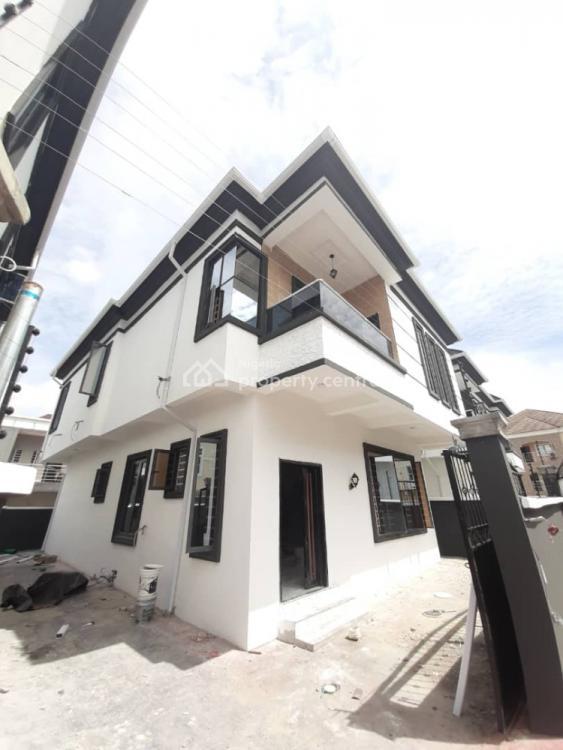 4 Bedroom Detached  Duplex and 1bq, Chevron Drive Lekki Lagos, Lekki Phase 2, Lekki, Lagos, Detached Duplex for Sale