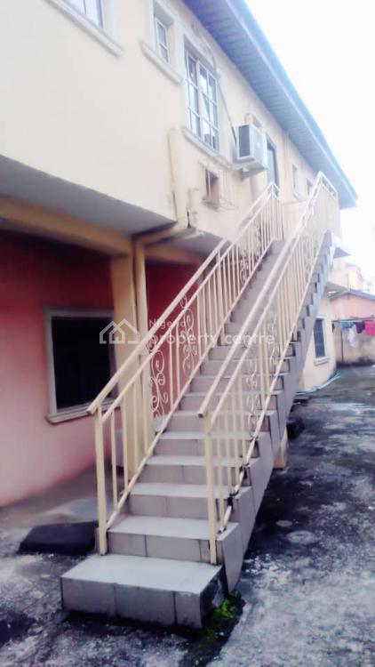 2 Bedroom Flat, Upstairs, Unity Estate, Badore, Ajah, Lagos, Flat for Rent