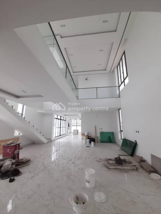 5 Bedroom Fully Detached Duplex with Bq, Osapa ,, Lekki, Lagos, Detached Duplex for Sale