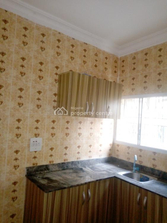 Very Sharp, a Year Old 2 Bedrooms Flat, Upstairs, Badore, Ajah, Lagos, Flat for Rent