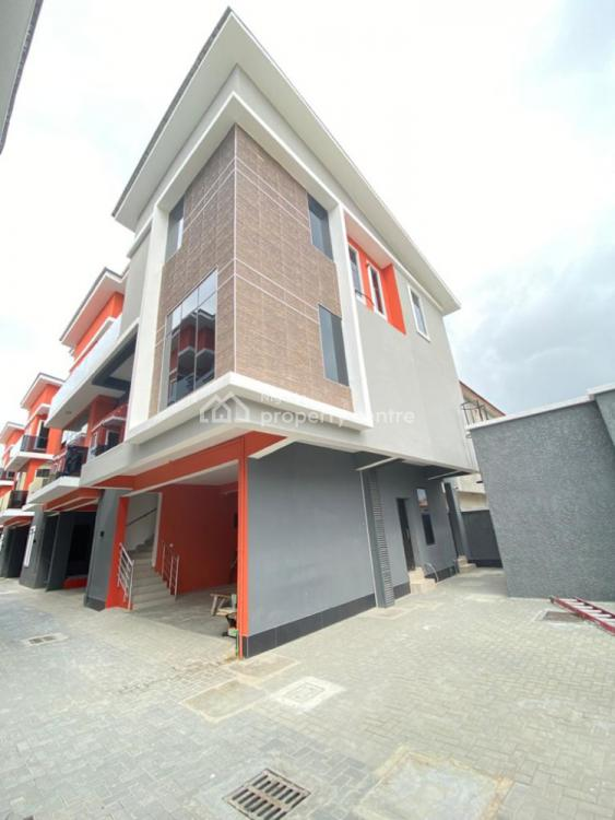 4 Bedrooms Terraced Duplex + Bq, Oniru, Victoria Island (vi), Lagos, Terraced Duplex for Sale