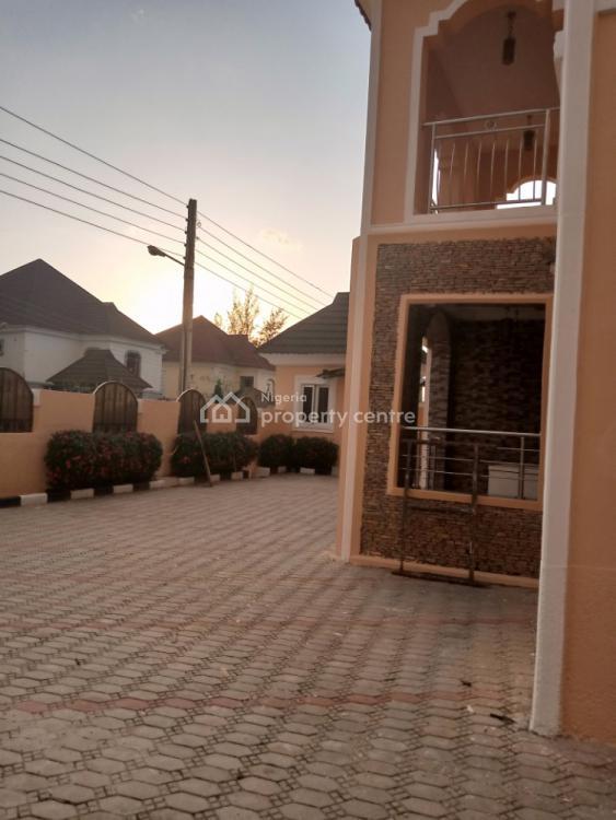 Standard 5 Bedroom Detached Duplex with Bq, Vision Estate, Apo, Abuja, Detached Duplex for Sale