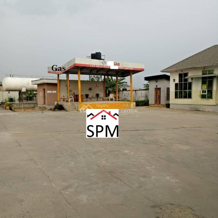 Gas Plant, Along East West Road, Akpajo, Port Harcourt, Rivers, Factory for Sale