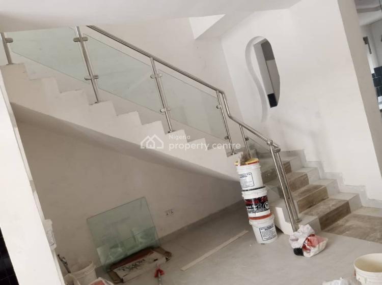 Luxurious 4 Bedrooms Terraced Duplex, Value County Estate, Sangotedo, Ajah, Lagos, Terraced Duplex for Sale