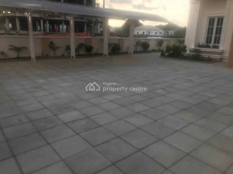 Brand New 7 Bedrooms Mansion with Elevator, Guesthouse, Swimming Pool, Maitama District, Abuja, Detached Duplex for Sale